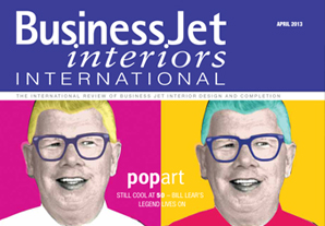 Bizjet Interiors International features SWS' support for Greenpoint Technologies' Aeroloft ®.April 22nd, 2013