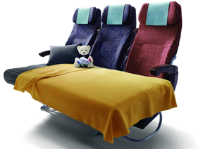 STC for installation of Skycouch on China Airlines B777-300ER December 12th, 2014