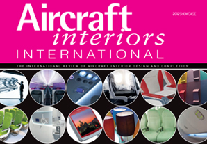 SWS/Air New Zealand Article on the Skycouch™ - Aircraft Interiors International Magazine.November 30th, 2011